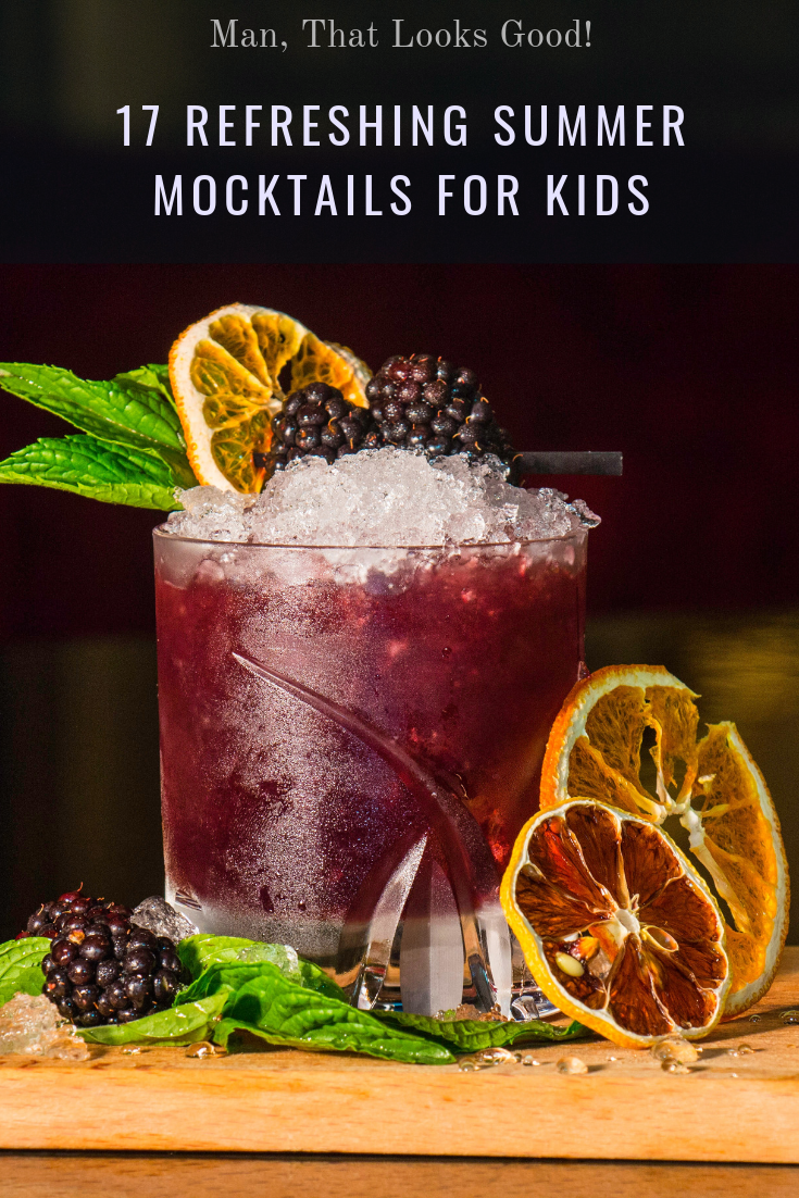 17 Refreshing Summer Mocktails For Kids