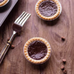 Baked Mini Chocolate Tarts