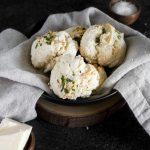 Easy Parmesan Garlic Biscuits - Man, That Looks Good!