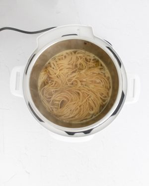 Instant Pot Chicken Ramen with Easy Sweet Chili Oil